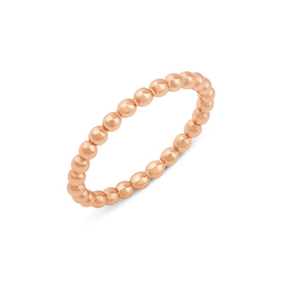 Rose Gold Spacer Ring