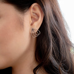 Silver Pixie Earrings