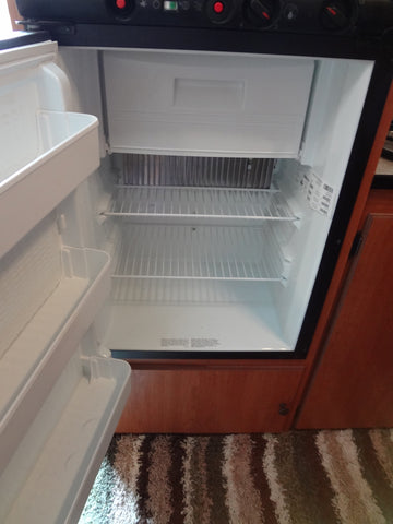 Fridge/Freezer | 2010 KZ Sportsmen 14RK