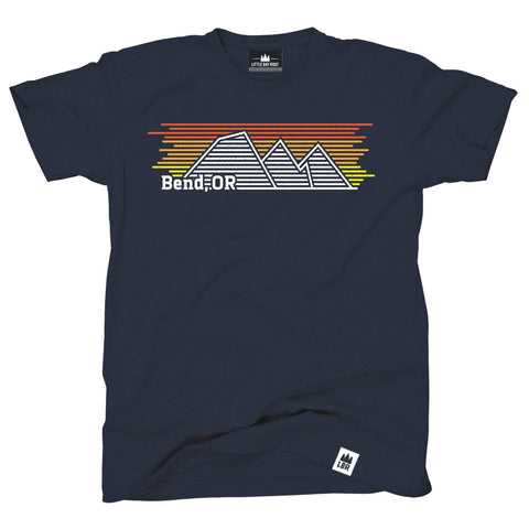 Bend Oregon Horizons | Adult T-Shirt