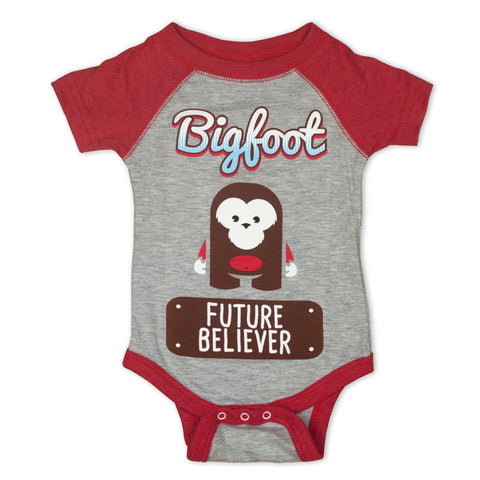 Future Believer | Infant Raglan Bodysuit