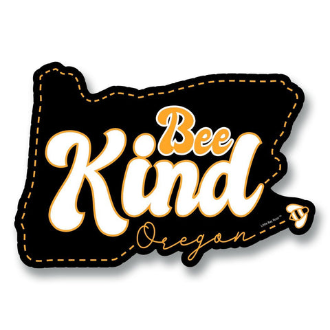 Oregon Bee Kind | Sticker