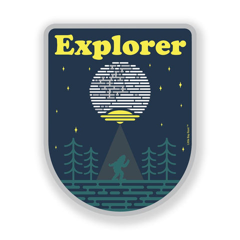 Explorer | Sticker