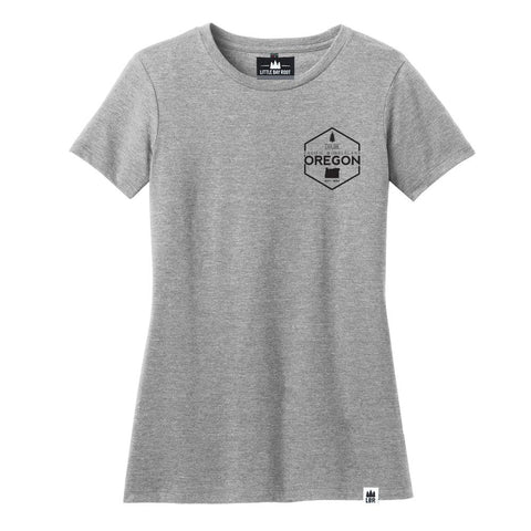 Explore Oregon | Women's Crewneck T-Shirt