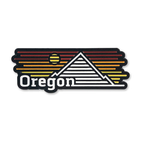 Oregon Horizons | Enamel Lapel Pin