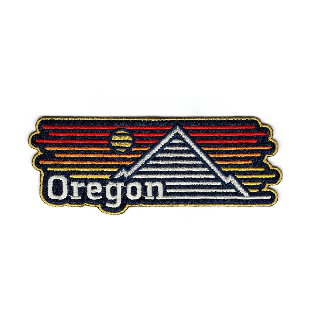 Oregon Horizons | Embroidered Patch