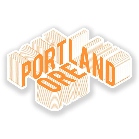 Portland Perspectives | Sticker