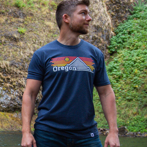 Oregon Horizons | Adult T-Shirt