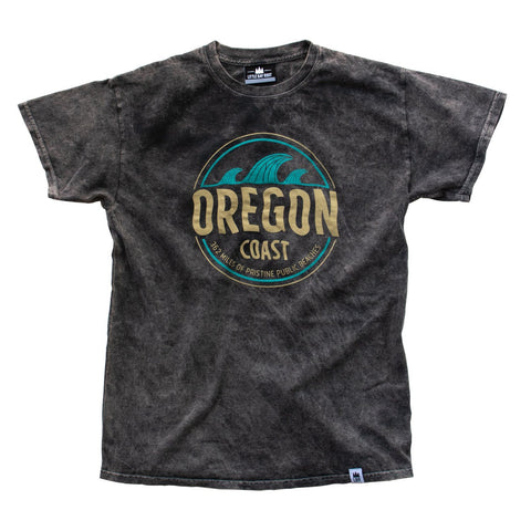 Oregon Coast Waves | Adult T-Shirt