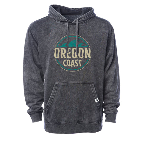 Oregon Coast Waves | Unisex Pullover Hoodie