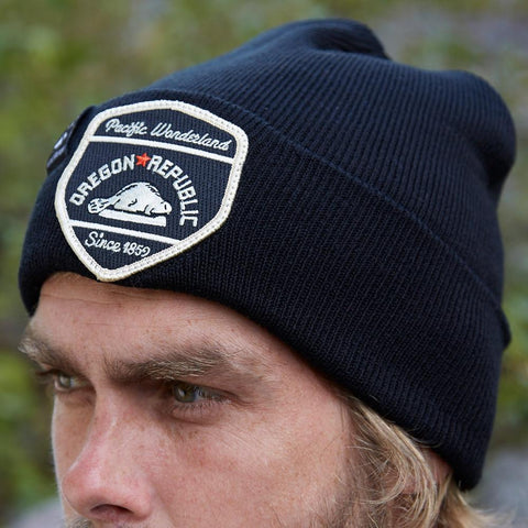 Oregon Republic | Knit Beanie