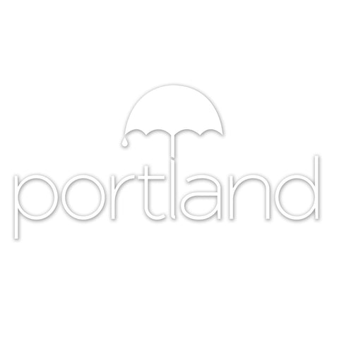 Portland Umbrella | Sticker/Decal