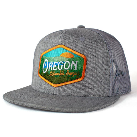 Oregon Columbia Gorge Vintage | Trucker Hat