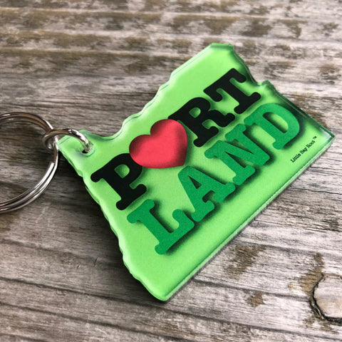 Heart Portland | Key Chain