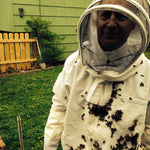 Our beekeeper