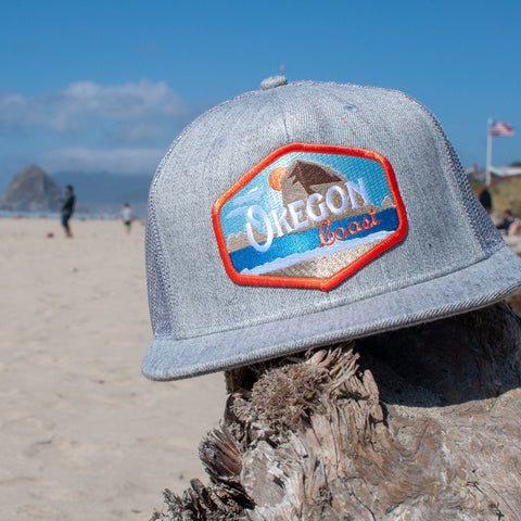Oregon Coast Vintage | Trucker Hat
