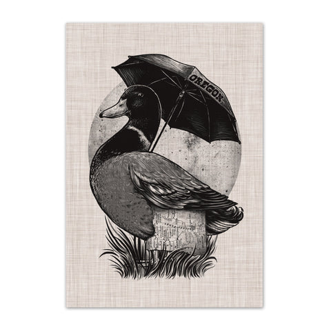 Oregon Duck | Fridge Magnet