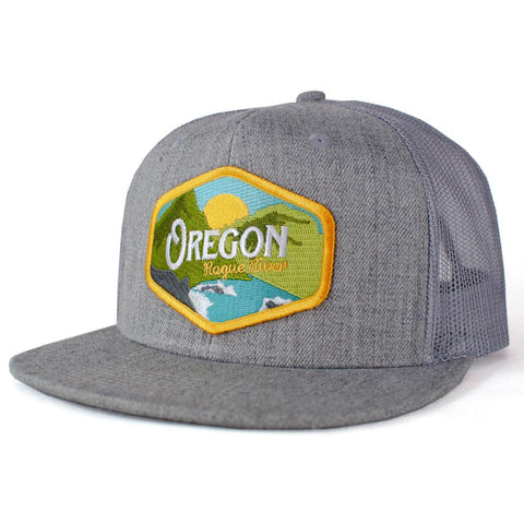 Oregon Rogue River Vintage | Trucker Hat