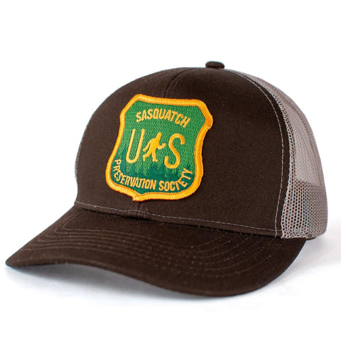 Sasquatch Preservation Society | Trucker Hat
