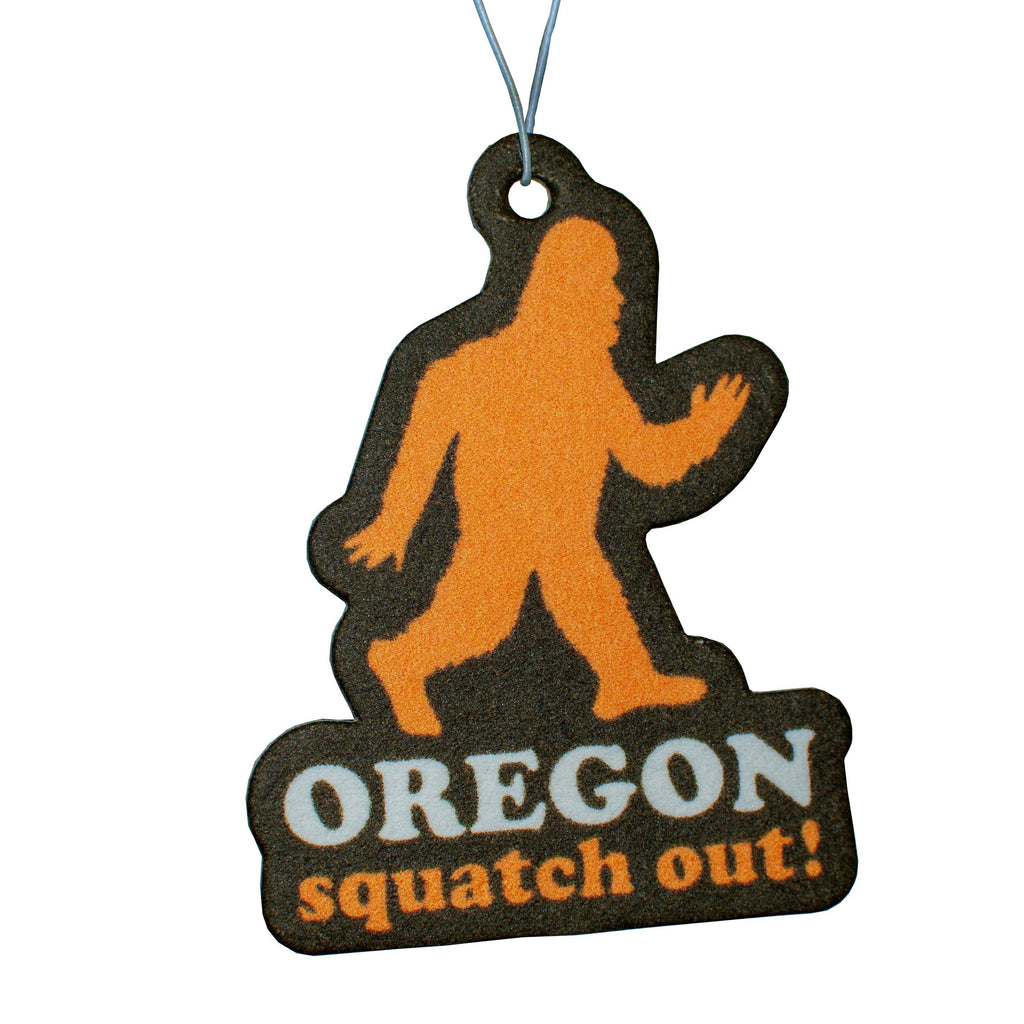 Squatch Out Oregon | Air Freshener