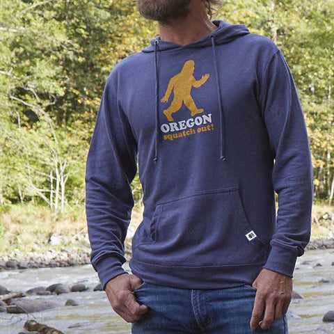 Squatch Out Oregon | Unisex Hoodie