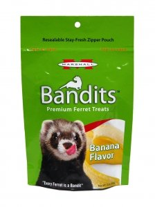 Nutrition - Bandits Treats Banana Flavor