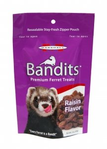 Nutrition - Bandits Treats Raisin