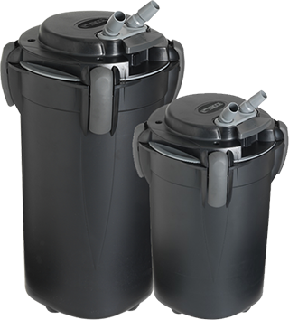 Space EKO canister filter