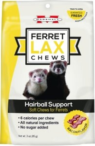Health Care - Ferret Lax Chews 3 oz
