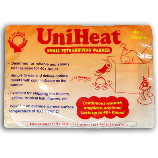 Heat Pack 40 hour adhesive (each)