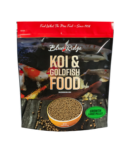 Blue Ridge Fish Food - Growth Large Pellet