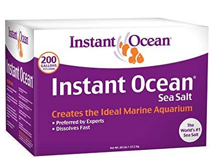 Instant Ocean Salt 200 gallon box (each)