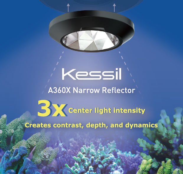 Kessil - A360X Narrow Reflector