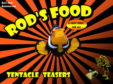 Frozen food - Rods Tentacle Teasers