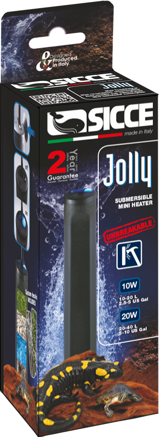 Jolly Plastic Submersible Heater