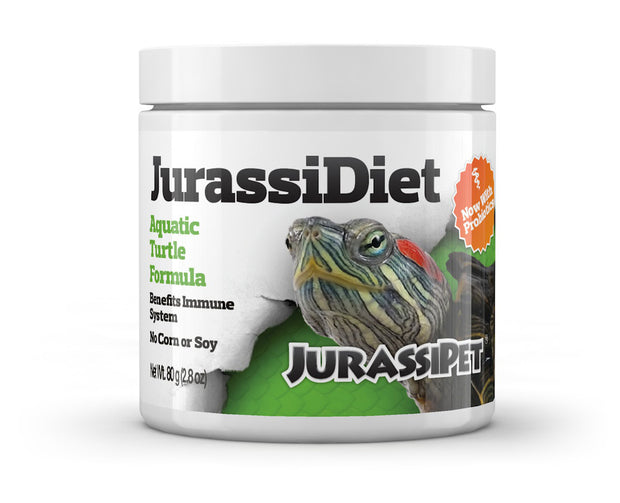 JurassiDiet - Aquatic Turtle w/Probiotics