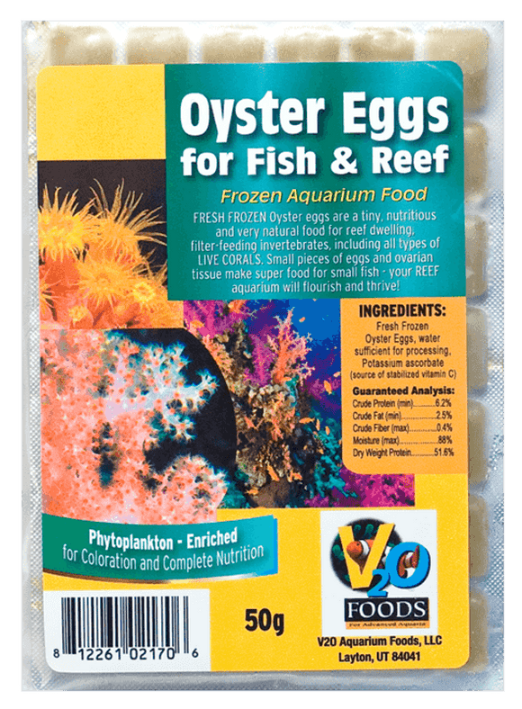 Frozen food - V20 Oyster Egg-Fish and Reef