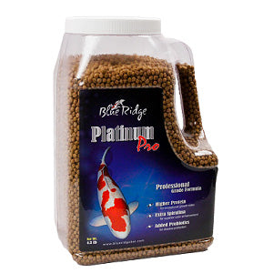 Blue Ridge Fish Food - Platinum Pro