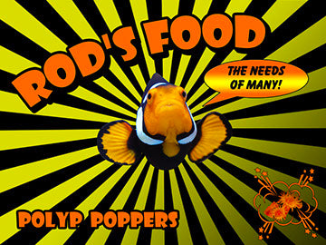 Frozen food - Rods Polyp Poppers