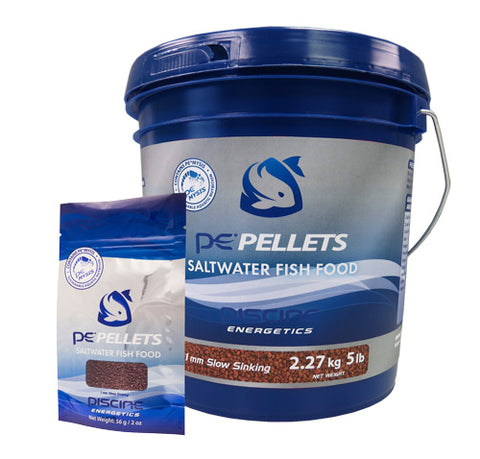 PE - Pellets Saltwater Fish Food