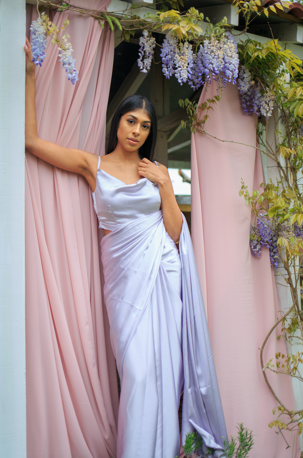 VIOLA silk saree