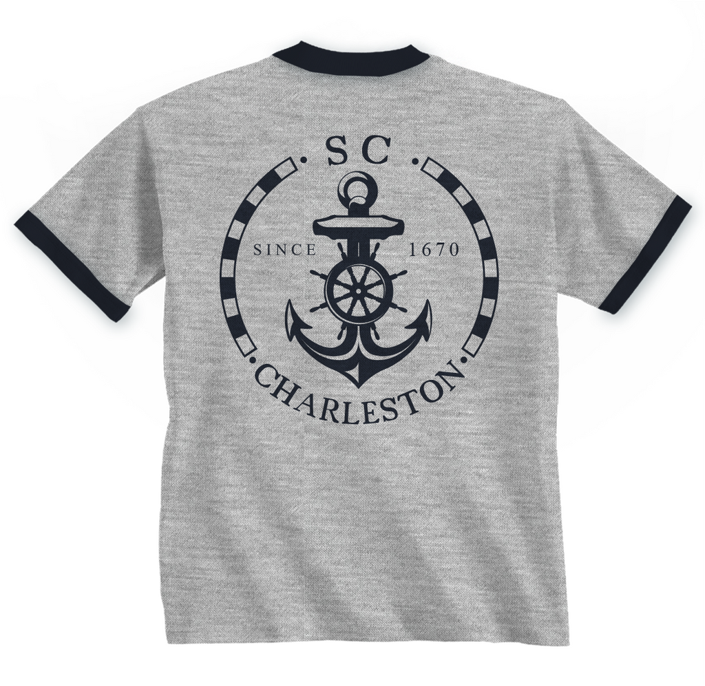 Charleston Anchor Tee