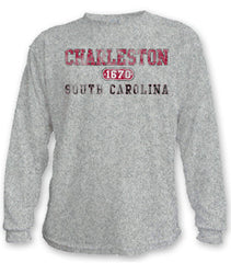 Charleston, established 1670 long sleeve