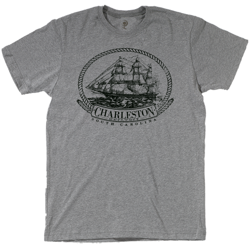 Charleston Clipper Tee