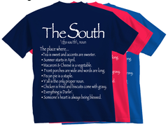 The South Tee