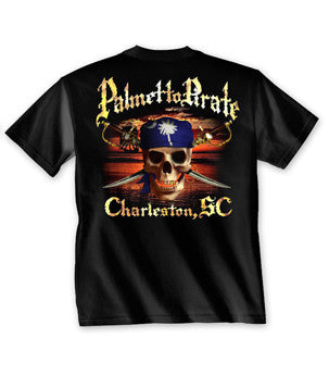 Palmetto Pirate T-shirt