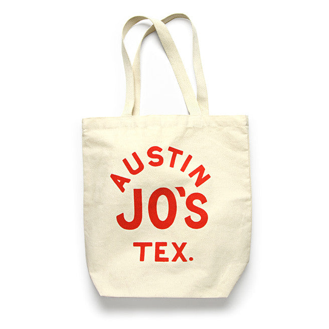 Jo's Canvas Tote Bag