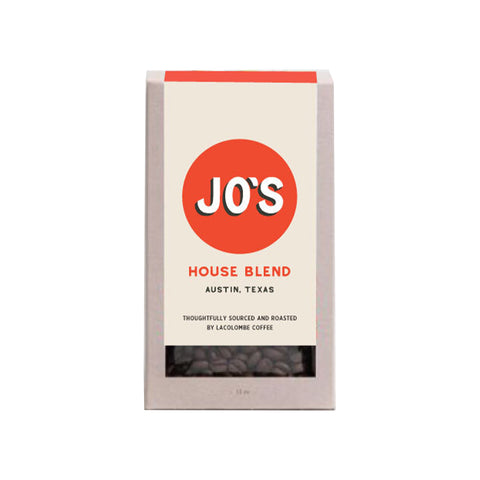 Jo's House Blend Coffee | 12 oz. bag