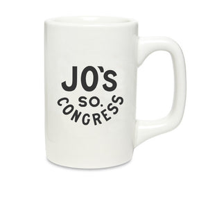 Jo's So. Congress Diner Mug