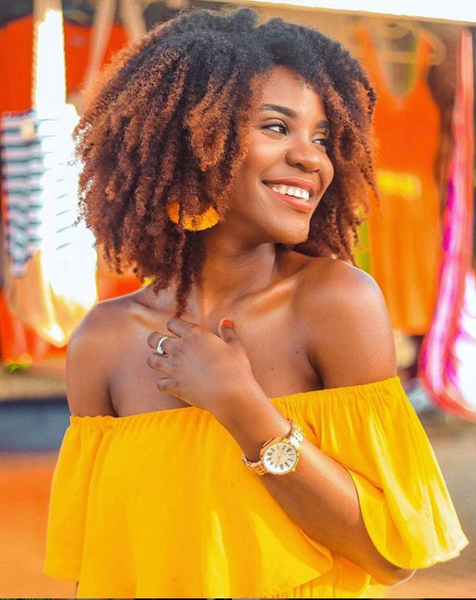 SAY GOODBYE TO DRY NATURAL HAIR    Comprehensive Guide to Keeping Natural Hair Moisturised